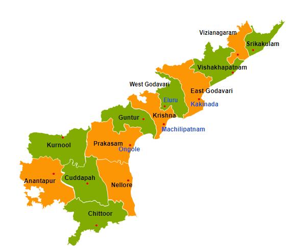 Government of Andhra Pradesh and Politics