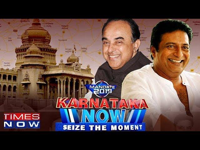 Subramanian swamy and Prakash Raj Debate