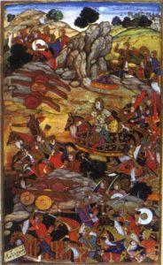 First Battle of panipat Between Babur and Ibrahim Lodhi