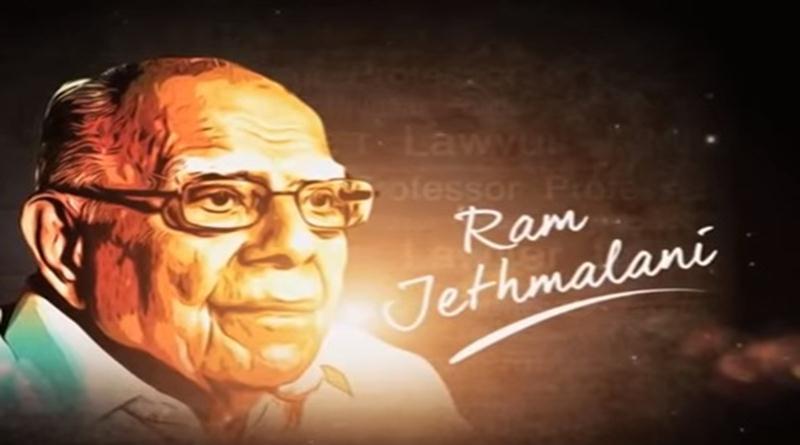 Ram Jethmalani Fees, Cases, Income, Son, Networth, Death, Internship and Wikipedia
