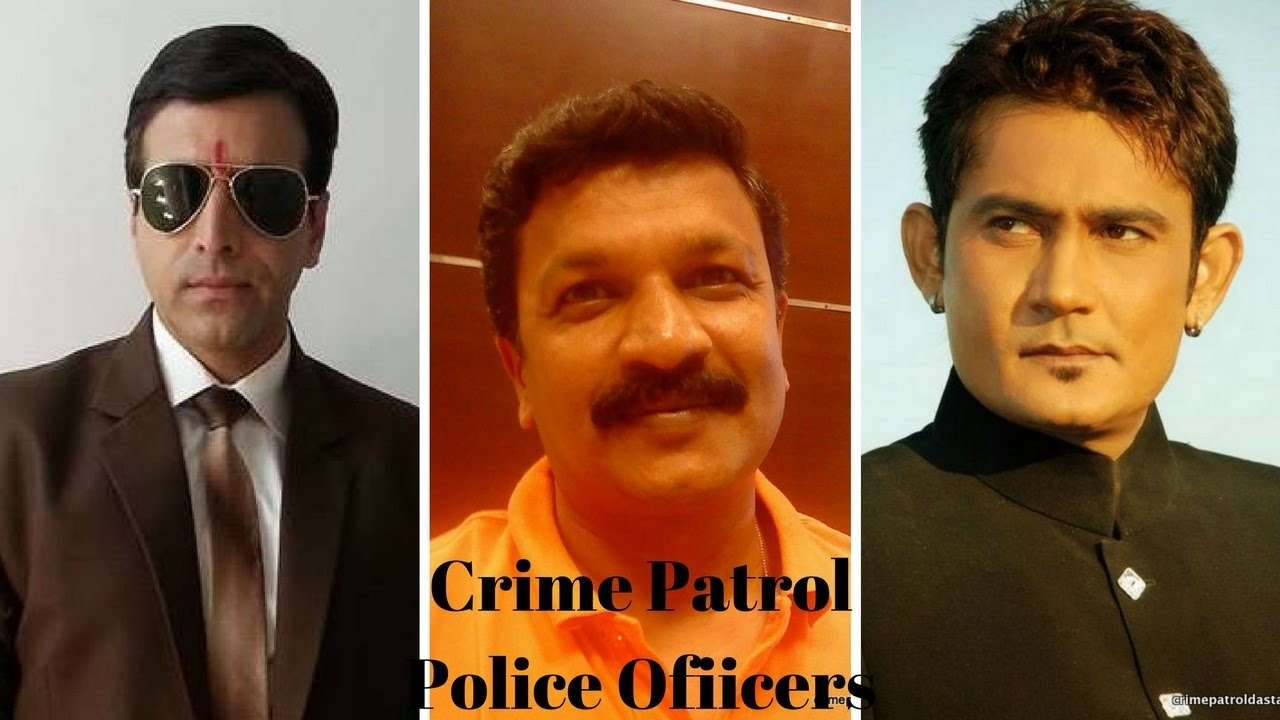 Crime Patrol Best Police Officers Cast | Lady Police Cast
