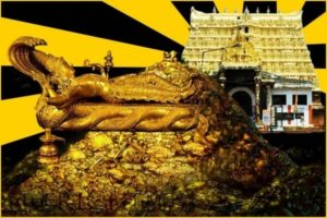 padmanabswamy temple total gold value cost