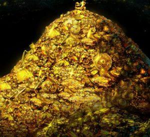 Padmanabhaswamy Temple gold room chambers