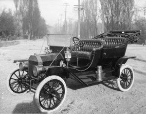 American First Car