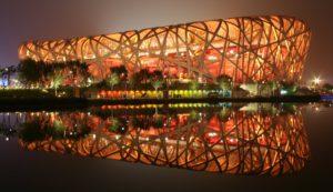Beijing National Stadium, China