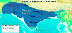 The Mauryan Empire Empire