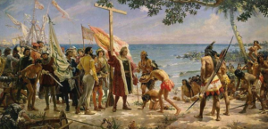 Christopher Columbus Founded America in 1492