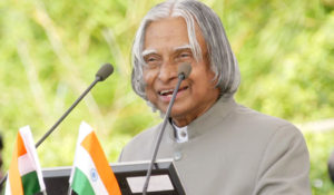 APJ Abdul Kalam Indian Greatest Scientist