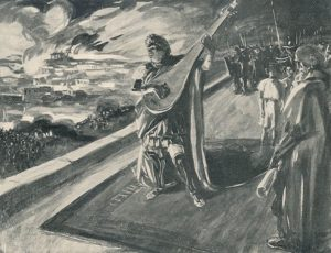 Nero Instituted Fire Codes And Firefighting Brigades