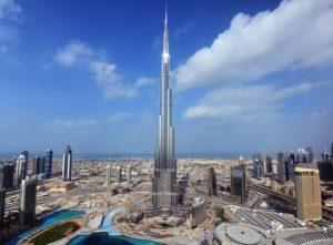 Bhurj Khalifa, Dubai, United Arab Emirates