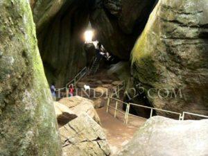 edakkal caves inside