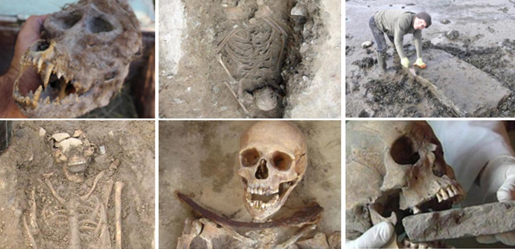 Top 10 Most Ancient Mysterious Archaeological Discoveries in the World