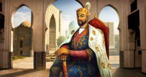 Timur's Invasion