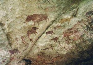 Pigments 400,000 BC