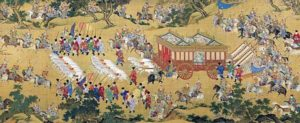A Lushan Rebellion [Loss of life Estimate: 36 Million]