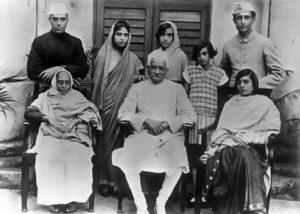 Nehru-Gandhi family