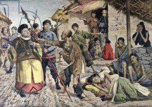 Chinese Famine of 1907