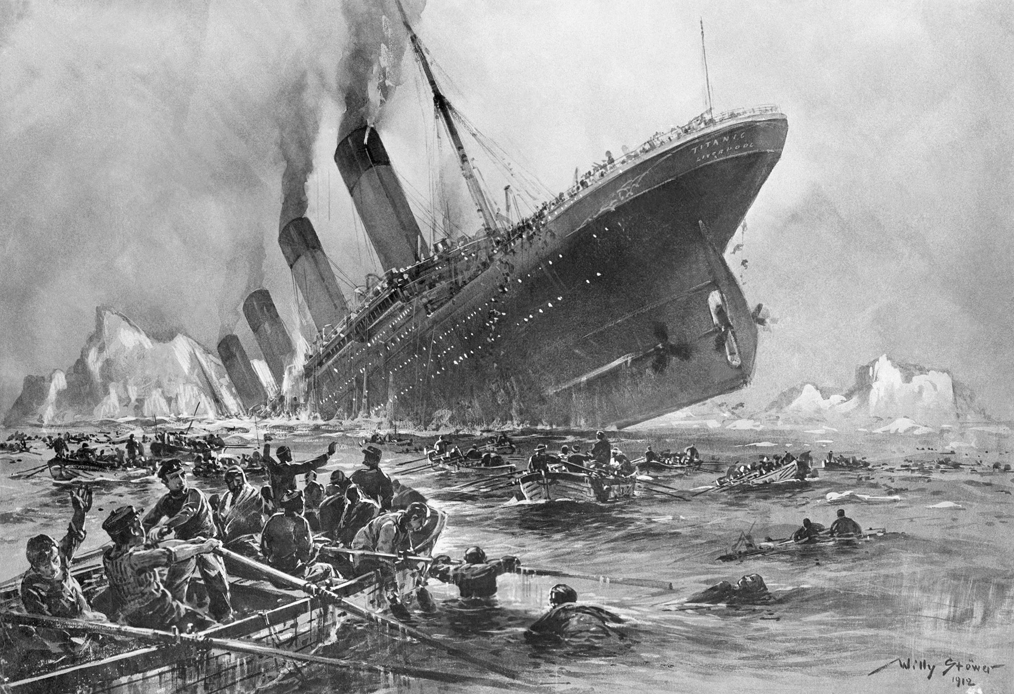 10 Children Survivors Of The Titanic And Their Amazing Stories
