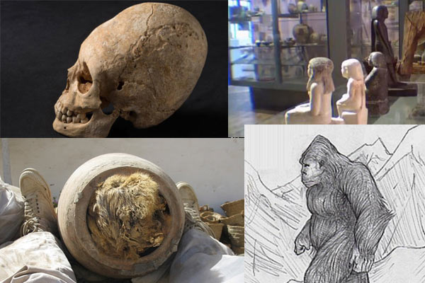 Top 10 Strange Archaeological Finds That Tell Unexpected Stories