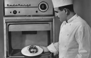 Let Them Eat Popcorn: The Accidental Invention Of The Microwave