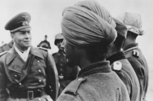 Several Thousands Indians Fought For Hitler