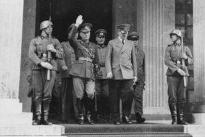 Bulgaria, Hungary, And Romania Were Axis Powers