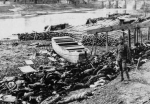 China Suffered The Second-Highest Casualties Of The War