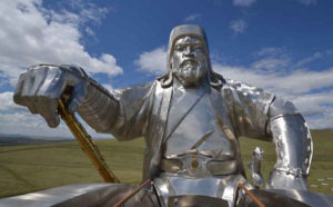 Genghis Khan's Secret Weapon