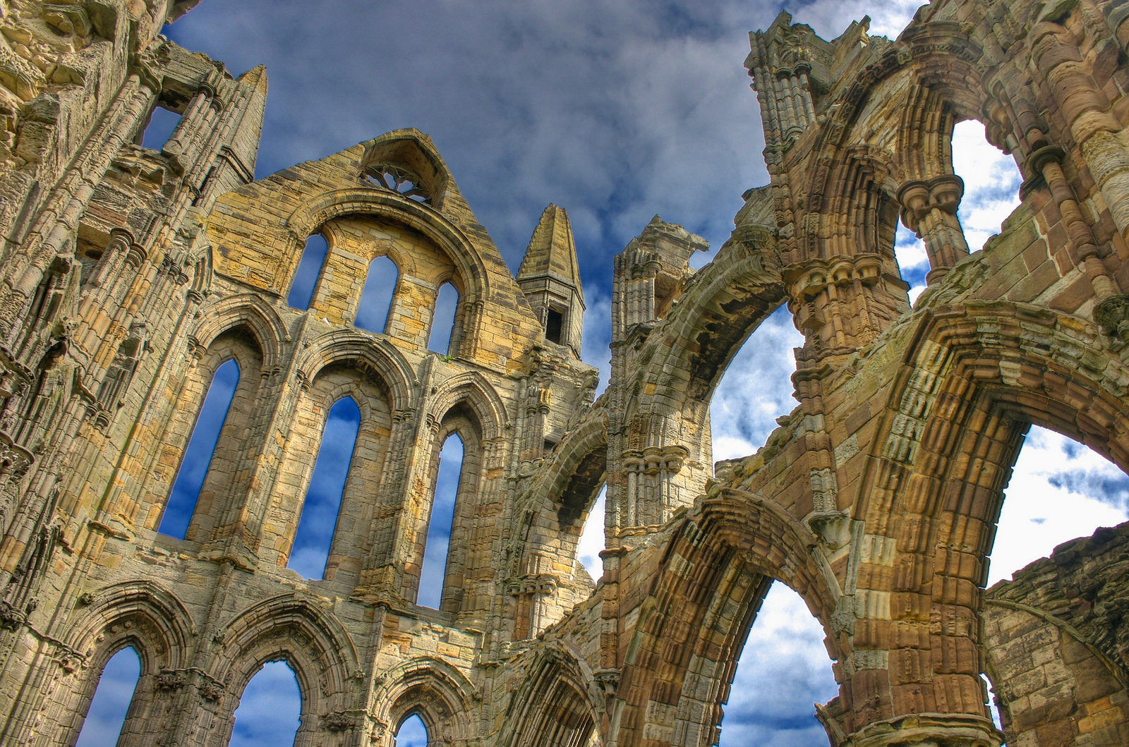 10 of the Best Medieval Abbey ruins in Britain