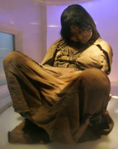 Archaeologists discovered Preserved mummy of 500-year-old Inca 'Ice Maiden'