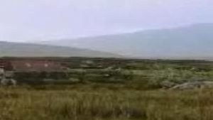 The bodies had been preserved in the peat bogs found on South Uist