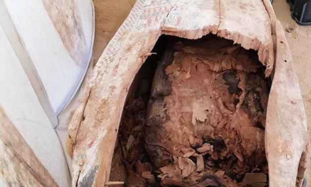Looted Middle Kingdom Burials Unearthed in Egypt