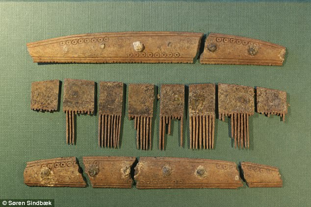 The comb was discovered during excavations of a Viking Age market place in Denmark's oldest town Ribe. The findings are significant because few runic texts from this period exists, and runes changed drastically at the start of the Viking Age