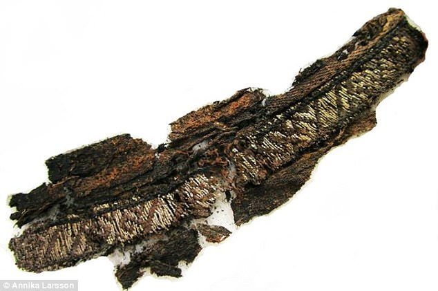 Viking textile did not feature word 'Allah', expert says