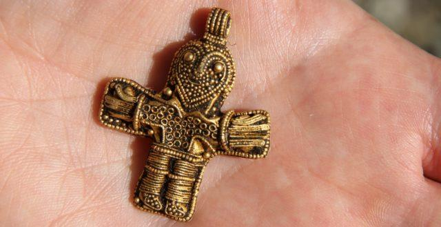Oldest Viking Crucifix Uncovered in Denmark
