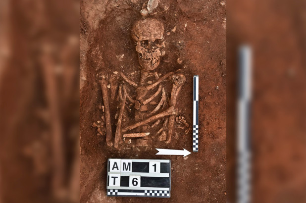 Archaeologist Discovered Ancient Viking burial ground in southern Italy