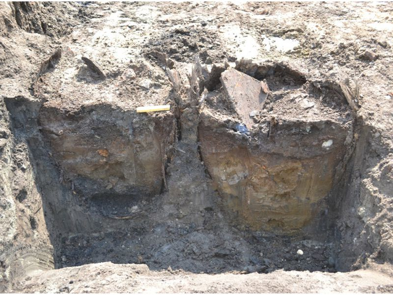 Archaeologists Uncoverd 17th-Century Danish  Latrines, Wine Barrels Were Used As Bathrooms During the Renaissance