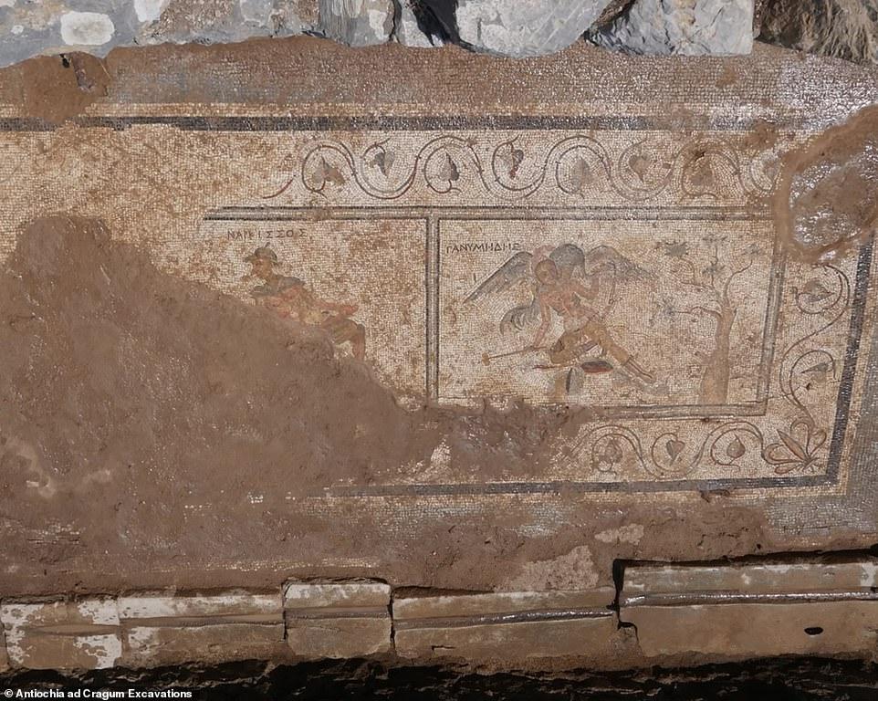 Dirty Jokes in Latrine Mosaics Entertained Ancient Romans