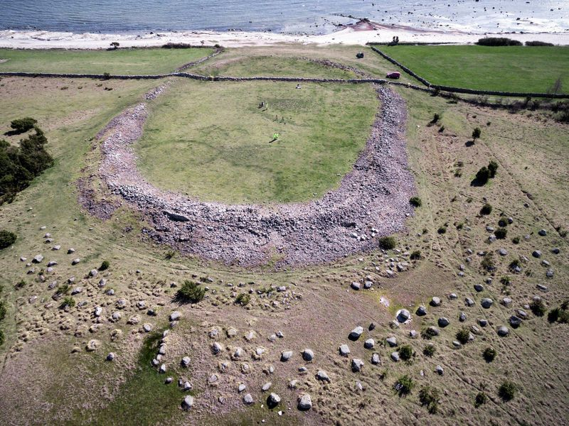 1,500-Year-Old Massacre Excavated in Sweden