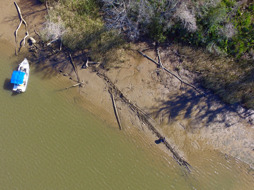 Alabama Reporter Finds Last Known Slave Ship in US