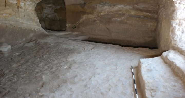 42 Tombs and a Shrine Discovered in Egypt