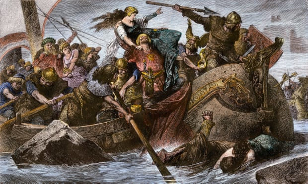 Vikings Wintered and Planned Raids at 9th-Century English Site