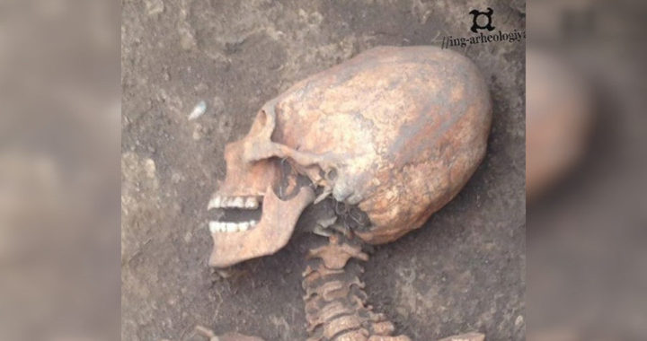 Ancient Woman with 'ALIEN-LIKE' SKULL Unearthed in Russia