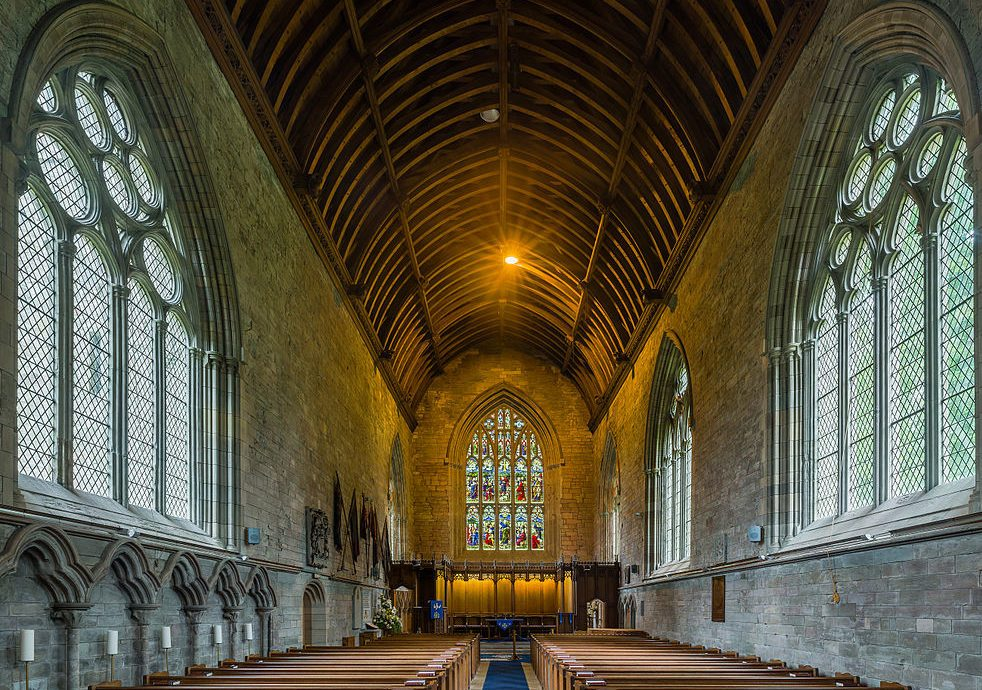Archaeologist Found 15th century carvings at Scottish cathedral