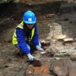 London Excavations Reveal Medieval Theater Complex