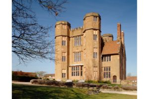 "Kenilworth Castle, Warwickshire – where Elizabeth I's favourite, Robert Dudley, ""came closer than any other to making the queen his wife""."