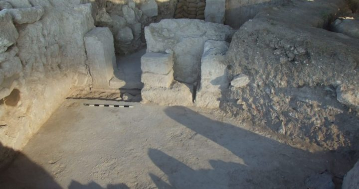Evidence of Roman Army Camp Uncovered in Israel