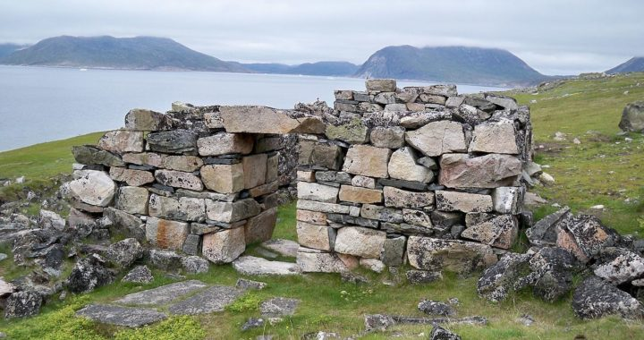 Study shows that Vikings enjoyed a warm Greenland