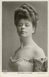 Camille Clifford, Belgian actress