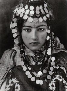 Lehnert Landrock – Ouled Naïl Girl – Algeria – 1905